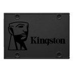 "SSD 120GB Kingston A400, SATA 6Gb/s, 2.5""(6.35 cm) скорост на четене 500 MB/s, скорост на запис 320MB/s image"