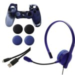Комплект аксесоари Hama 115463, Chat, Power & Grip, за PS4 image