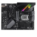 Дънна платка ASUS ROG STRIX B360-F GAMING, B360, LGA 1151, PCI-E (HDMI,DVI-D, DP), 6 x SATA 6Gb/s, 5 x USB 3.1 & 6 x USB 2.0, ROG SupremeFX 8-Channel High Definition Audio CODEC S1220A, ATX image