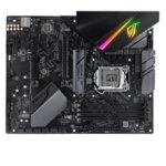 Дънна платка ASUS ROG STRIX B360-F GAMING, B360, LGA 1151, PCI-E (HDMI,DVI-D, DP), 6 x SATA 6Gb/s, 5 x USB 3.1 & 6 x USB 2.0, ROG SupremeFX 8-Channel High Definition Audio CODEC S1220A, ATX image
