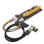 Контролер OEM PCI-E x1 към PCI-E x16 image