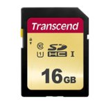 16 GB SD Transcend TS16GSDC500S