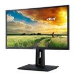 """Монитор Acer CB271HKAbmidprx (UM.HB1EE.A05_NP.MCE1A.00B) с подарък мишка Acer, 27"""" (68.58 cm) IPS панел UHD 4K, 4ms, 100 000 000:1, 300 cd/m2, DisplayPort, HDMI, DVI image"""