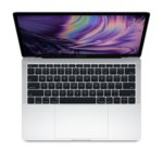 "Лаптоп Apple MacBook Pro 13 (Z0WS0007V/BG)(сребрист), четириядрен Coffee Lake Intel Core i5-8279U 2.4/4.1GHz, 13.3"" (33.78) cm IPS Retina дисплей, 8GB DDR4, 256GB SSD, 4x USB-C Thunderbolt, macOS Mojave, 1.37 kg, БДС кирилизация image"
