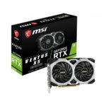Видео карта Nvidia GeForce GTX 2060, 6GB, MSI VENTUS XS OC, PCI-E 3.0, GDDR6, 192-bit, DisplayPort, HDMI image