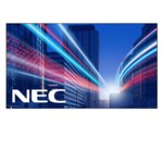 "Публичен дисплей NEC X464UNS-2, 46""(116. 84 cm), 4K UHD, VGA, HDMI, DVI-D, DisplayPort, RS232, LAN, черен  image"
