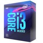 Процесор Intel Core i3-9350K, четириядрен (4.00/4.60GHz, 8MB, LGA1151) box, без охлаждане image