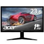 """Монитор Acer KG241Qbmiix UM.UX1EE.001, 23.6"""" (59.94 cm), LED панел, Full HD, 1ms, 100 000 000:1, 300 cd/2, HDMI,VGA  image"""