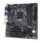 Дънна платка Gigabyte H310M D3H, H310, LGA1151, DDR4, PCI-Е (D-Sub&HDMI&DVI-D&DisplayPort), 4x SATA 6Gb/s, 1x M.2, USB 3.1 Gen 1, Micro ATX image