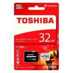 32GB Toshiba UHS-I 90MB