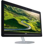 "Настолен компютър с 23.8"" сензорен мулти-тъч Full HD Display Acer Aspire U5-710 (DQ.B1KEX.005), четири-ядрен Skylake Intel Core i7-6700T 2.8/3.6GHz, GeForce 940M 2GB, 8GB DDR4 RAM, 1TB HDD & 256GB SSD, 4x USB 3.0, клавиатура и мишка, Windows 10 image"