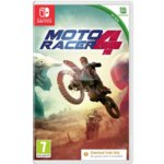 Moto Racer 4 - Code in a Box Nintendo Switch