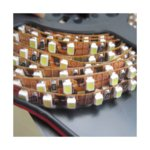 LED лента ORAX LS-3528-120-Y-IP20, 9.6W/m, DC 12V, 180lm/m, 5m image