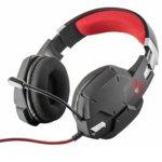 Слушалки Trust GXT 322, микрофон, 112 dB, 3.5 mm jack, черни image