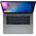 """Лаптоп Apple MacBook Pro 15 (MR942ZE/A) Space gray, 6-core i7-8850H 2.6G/4.3GHz, 15.4"""" (39.11 cm) Retina дисплей, Radeon Pro 560X 4GB, 16GB DDR4, 512GB SSD, 4xUSB-C(Thunderbolt 3), macOS High Sierra, 1.83 kg, Touch Bar with Touch ID image"""