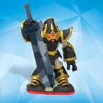Skylanders Trap Team - Krypt King