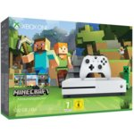 Xbox One S 500GB + MInecraft
