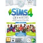 The Sims 4 Bundle - Jungle Adventure, Fitness Stuff, Toddler Stuff, за PC image