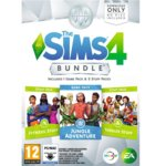 The Sims 4 Bundle - Jungle Adventure, Fitness Stuff, Toddler Stuff, за PC image