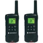 Walkie-Talkie Motorola TLKR T60, PMR446, 8 канала, до 8 km, LCD, черен image