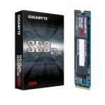 Памет SSD 512GB, Gigabyte, Nvme PCIe, M.2 2280, скорост на четене 1700 MB/s, скорост на запис 1550 MB/s image