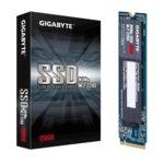 Памет SSD 256GB, Gigabyte, Nvme PCIe, M.2 2280, скорост на четене 1700 MB/s, скорост на запис 1100 MB/s image