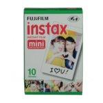 Фотохартия Fujifilm Instant Film, за Fujifilm Instax mini, 800 ISO, гланц, 10 листа image