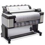 Плотер HP Designjet T3500, 21 sec/page, HDD 500 GB image