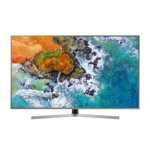 "Телевизор Samsung 50NU7472, 50"" (127 cm) 4K/UHD Smart LED TV, DVB-T2CS2, LAN, Wi-Fi, 3x HDMI, 2x USB image"