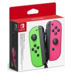 Nintendo Switch Joy-Con Green/Pink