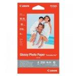 Фотохартия Canon GP-501, 10x15 cm., гланцирана, 170 g/m2, 10 листа image