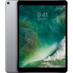 "Таблет Apple iPad Pro (2017)(MQEY2HC/A)(сив), LTE, 10.5""(26.67 cm) Retina дисплей, шестядрен A10X 2.38 GHz, 4GB RAM, 64GB Flash памет, 12.0 & 7.0 Mpix камера, iOS, 477g image"
