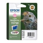 ГЛАВА ЗА EPSON Stylus Photo 1400/P50 - Light Magenta - T0796 - P№ C13T07964010 - 11.1ml image