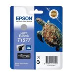 ГЛАВА ЗА EPSON STYLUS PHOTO R3000 - Light Black - P№ C13T15774010 - заб.: 25.9ml. image