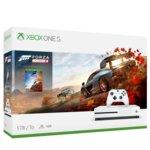 Конзола Xbox One S + Forza Horizon 4, 1TB, бяла image