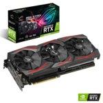 Видео карта nVidia GeForce RTX 2060 SUPER, 8GB, Asus ROG STRIX RTX 2060 SUPER Advanced Edition, PCI-E 3.0, GDDR6, 256 bit, DisplayPort, HDMI, DVI image