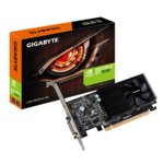 Видео карта GF GT 1030, 2GB, Gigabyte GV-N1030D5-2GL, PCI-E 3.0, GDDR5, 64 bit, HDMI, DVI image
