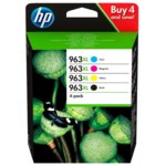 Глава за HP OfficeJet Pro 901x/902x, Black/Cyan/Magenta/Yellow, - 3YP35AE - HP - Заб.: 1600 к - цветно, - Заб.: 2000 к - черно image