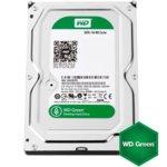 "4TB WD Green, SATA 6Gb/s, max 7200rpm 64MB, 3.5""(8.89 cm) image"