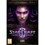 StarCraft II Heart of The Swarm, за PC image