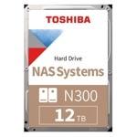 Toshiba 12TB NAS N300 HDWG21CUZSVA
