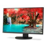 "Монитор NEC MultiSync EA271Q Black (EA271Q-BK), 27"" (68.58 cm) PLS панел, QHD, 6ms, 1000:1, 350 cd/m2, DisplayPort, HDMI, DVI-D, USB-C image"