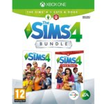 The Sims 4 + Cats & Dogs Exp Bundle XboxOne