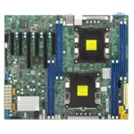 Дънна платка за сървър Supermicro MBD-X11DPL-I-O, 2x LGA 3647, DDR4, 2x LAN, 10x SATA3 Gb/s, RAID (0,1,5,10), 4x USB 2.0, 3x USB 3.0, ATX image