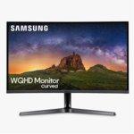 "Монитор Samsung C27JG50Q (LC27JG50QQUXEN), 26.9"" (68.4 cm) VA панел, WQHD, 144Hz, 4ms, 3000:1, 300cd/m2, 1x DisplayPort, 2x HDMI image"