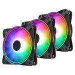 DeepCool Fan Pack 3-in-1 CF120 Plus aRGB