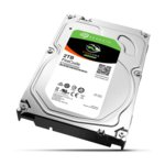 "Твърд диск 2TB Seagate Firecuda Guardian, 8GB MLC, SATA 6Gb/s, 3.5""(8.89 cm) image"