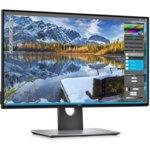 """Монитор Dell U2718Q, 27"""" (68.58 cm), IPS панел, 4K UHD, 5ms, 350 cd/m2, mini Display Port, Display Port, HDMI image"""
