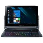 "Лаптоп Predator Triton 900 (PT917-71), осемядрен Coffee Lake Intel Core i9-9980HK 2.40/5.00GHz, 17.3"" (43.94 cm) Ultra HD IPS сензорен дисплей & GF RTX 2080 8GB (Thunderbolt 3), 16GB DDR4, 1TB SSD, Windows 10 Home, 4.1kg image"