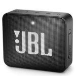 Тонколона JBL GO 2, 1.0, 3W RMS, 3.5mm jack/Bluetooth, черна, до 5 часа работа, IPX7 image